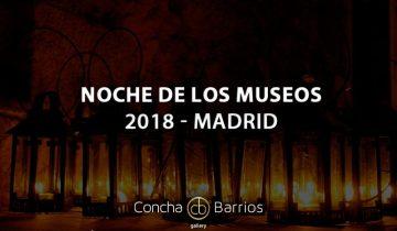 Noche de los Museos 2018 en Madrid